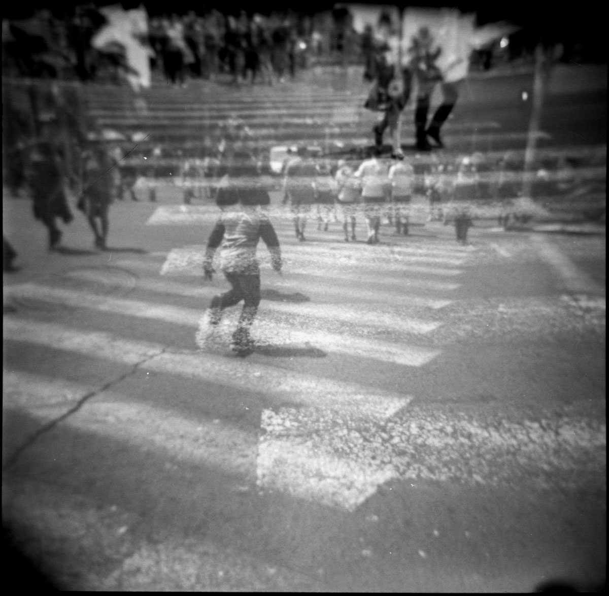 Fomapan 400 with Holga - plastic medium format camera - part iv