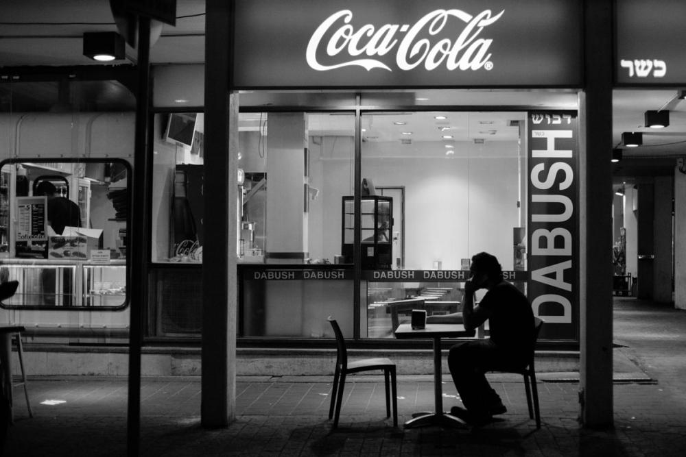 coca-cola thinker