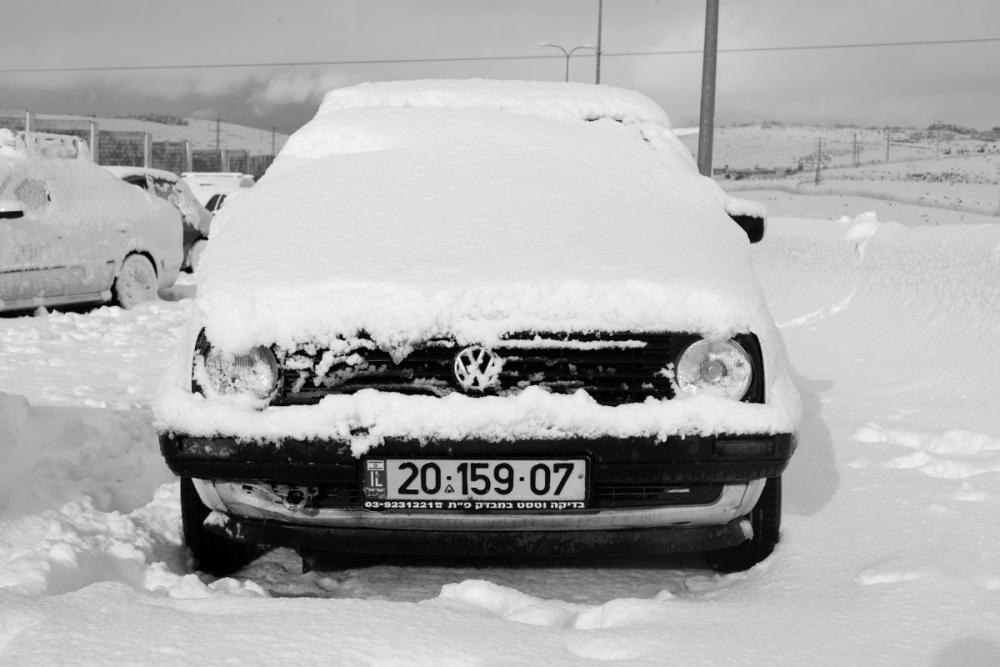 snow trap
