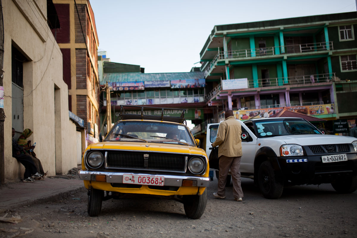 from my Ethiopia trip - two days in Gonder (Gondar) - i