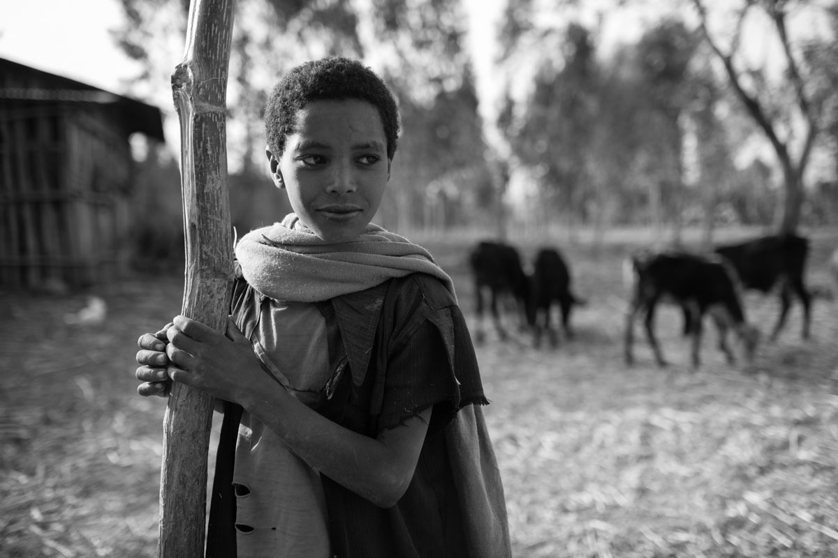 beautiful people of Ethiopia