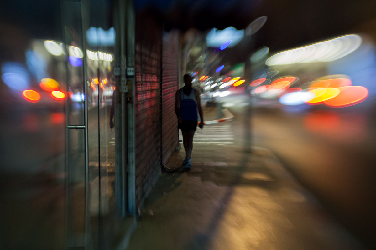 a few nights with Lensbaby - my new ongoing photography project