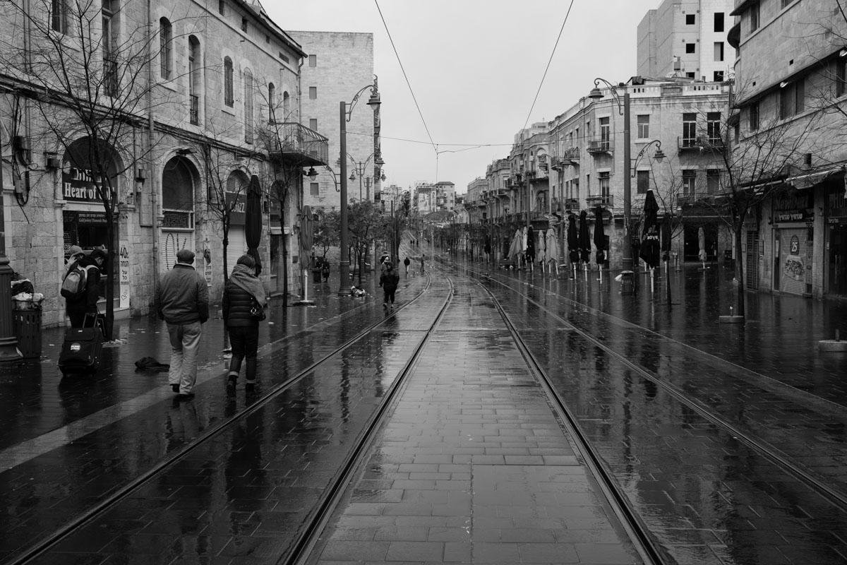 rainy days for photography - iv (Jerusalem - first weekend 2016)