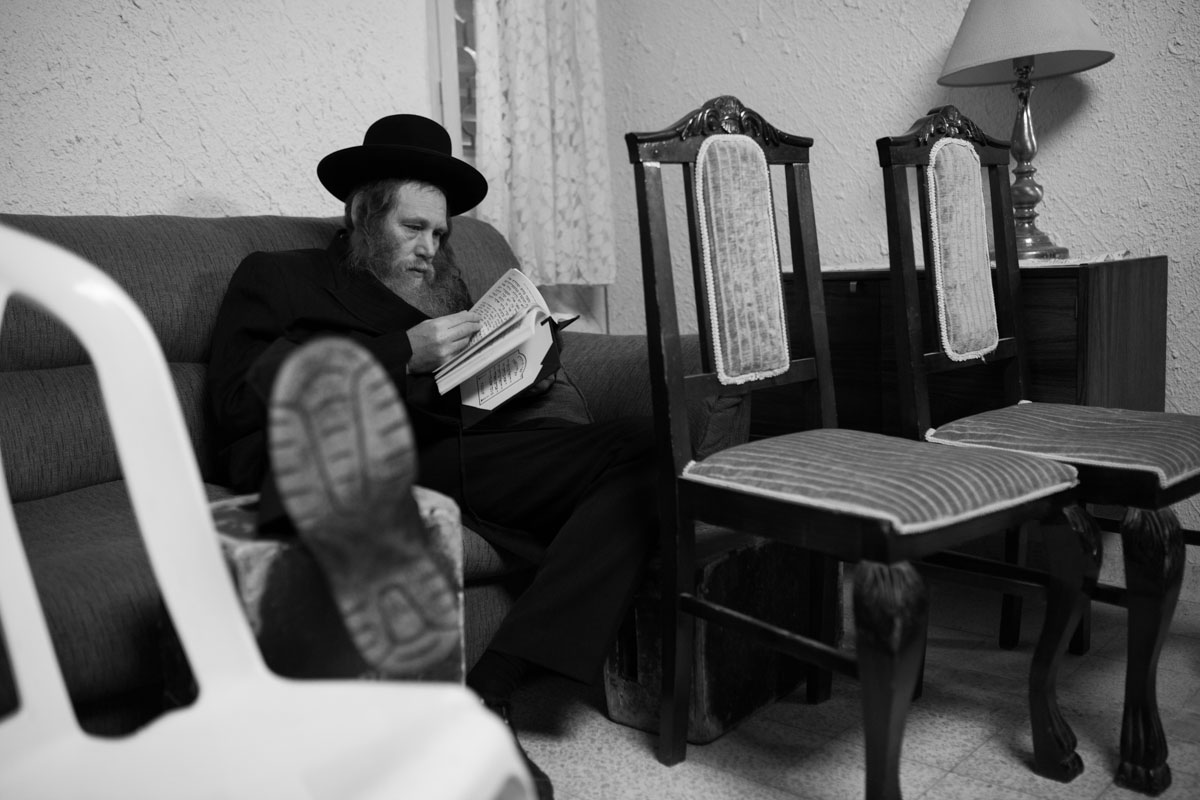 Behind the scenes of Shtisel 2 (שטיסל) TV series by Victor Bezrukov