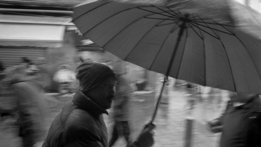 Rainy day in Jerusalem with Ricoh GR1s and ilford HP5 (part iii)