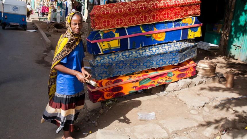 from my Ethiopia trip – two days in Gonder (Gondar) – i