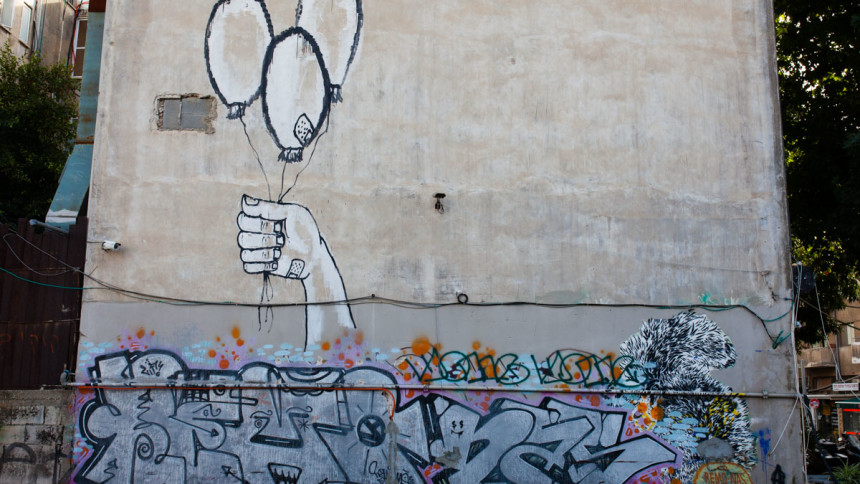 graffiti_Jaffa-TelAviv